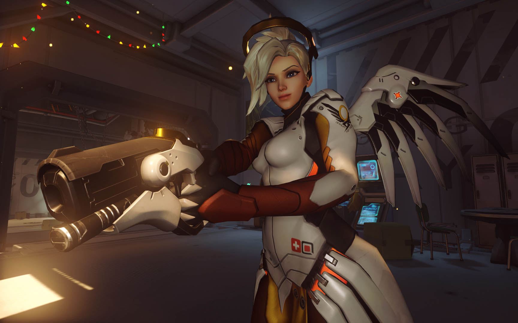 Overwatchs Competitive Skill Rating Is Broken For Healers