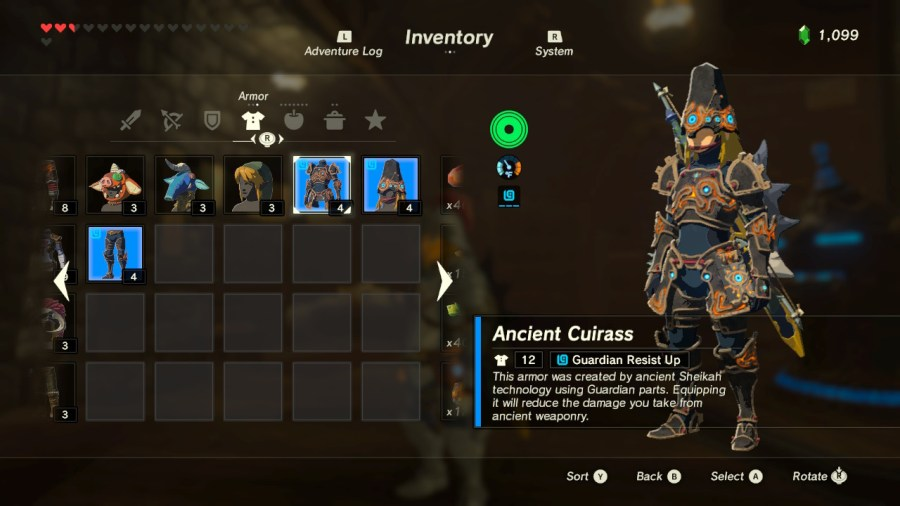 Legend of Zelda  Breath of the Wild   Best Armor Sets   Locations     Legend of Zelda  Breath of the Wild   Best Armor Sets   Locations Guide    Walkthroughs   The Escapist