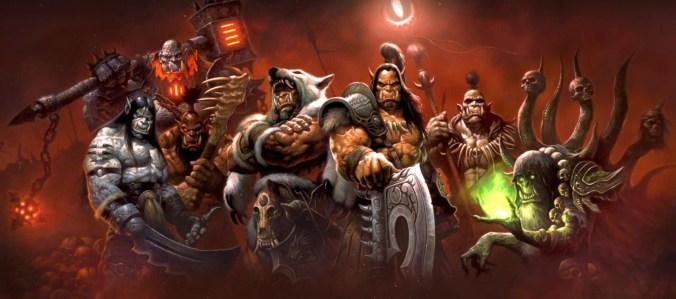 Resultado de imagem para orcs warcraft wallpaper