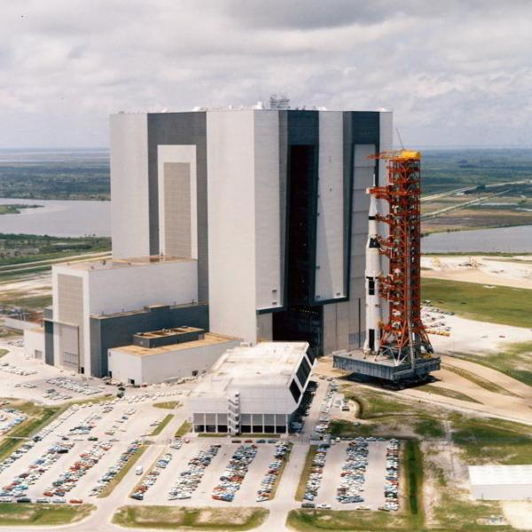 Kennedy Space Center to Close Massive VAB to Tours Next ...