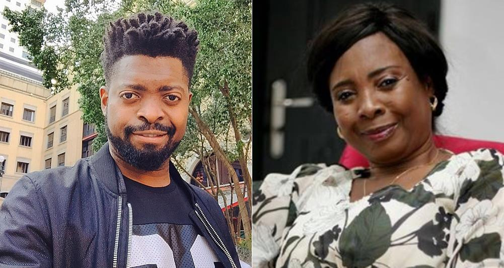Basketmouth Sends Posthumous Birthday Message To His Mother - Nigerian Entertainment Today