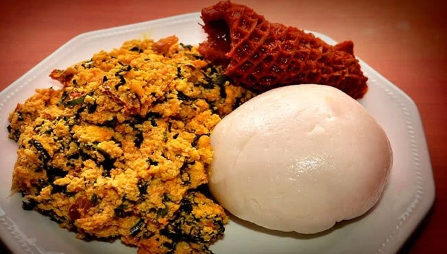 Image result for nigerian food shared by medianet.info