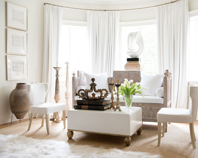 10 beautifully styled coffee tables