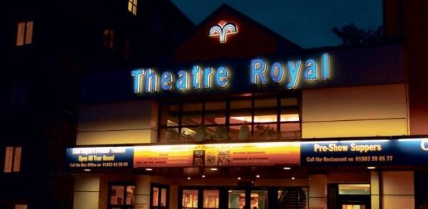 Norwich Theatre Royal reveals £3m expansion plan   News ...