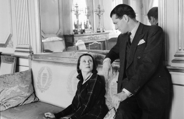 Vivien Leigh and Laurence Olivier photography exhibition
