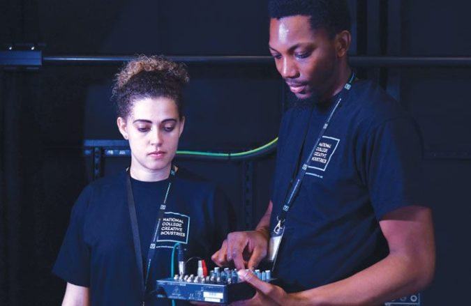 What apprenticeships are available in theatre    Advice   The Stage The National College of Creative Industries offers students a wide range of  technical production apprenticeships
