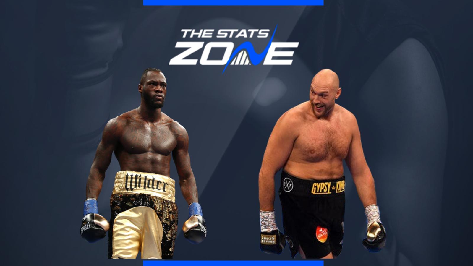 Fury Wilder 2 Weight : Deontay Wilder Vs Tyson Fury 2 Breakdown Prediction The Stats Zone