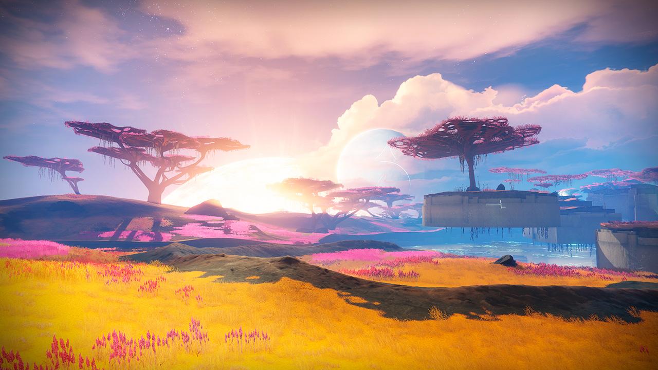 Nightfall A Garden World Prestige Activities Destiny 2 DB