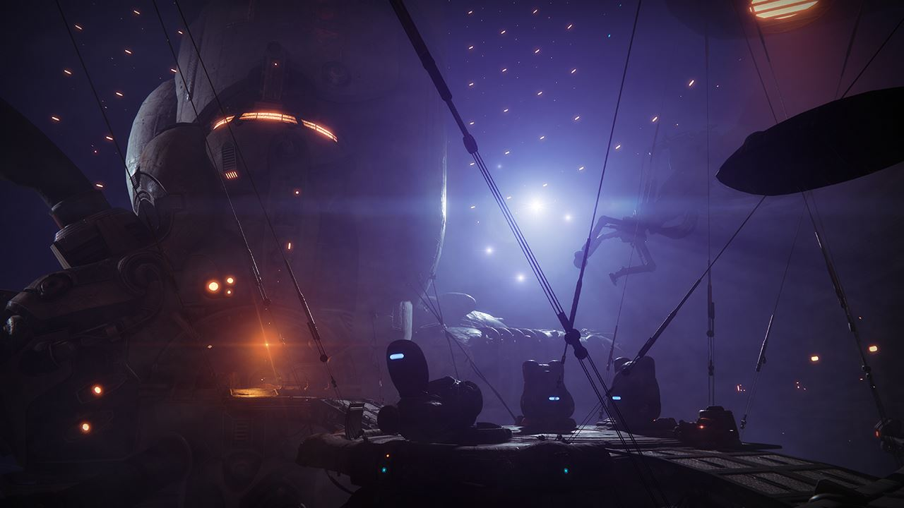 Nightfall Warden Of Nothing Activities Destiny 2 DB
