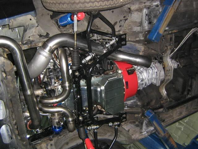 4 down pipe problems in a fox body