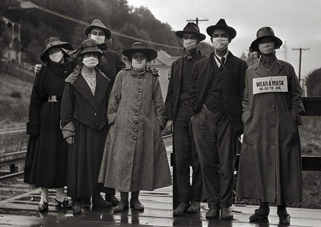 Echoes from Our Past: How the 1918 pandemic impacted Nevada County ...