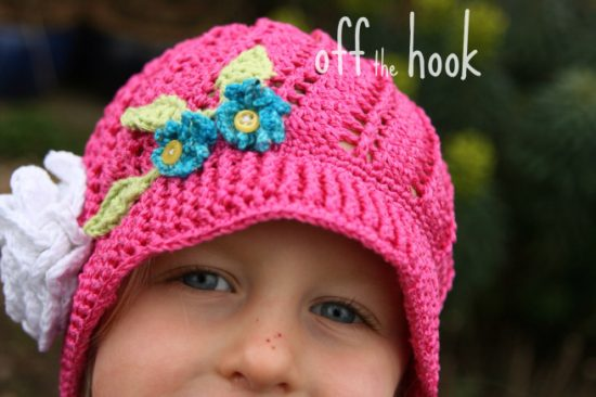 Crochet Cloche Hat KOSTENLOSES Video-Tutorial