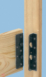 All Hardware Locking Bed Rail Brackets