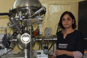 Shikha Varma. Credit: The Life of Science