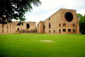 The campus at IIM Ahmedabad. Courtesy: insideIIM.com