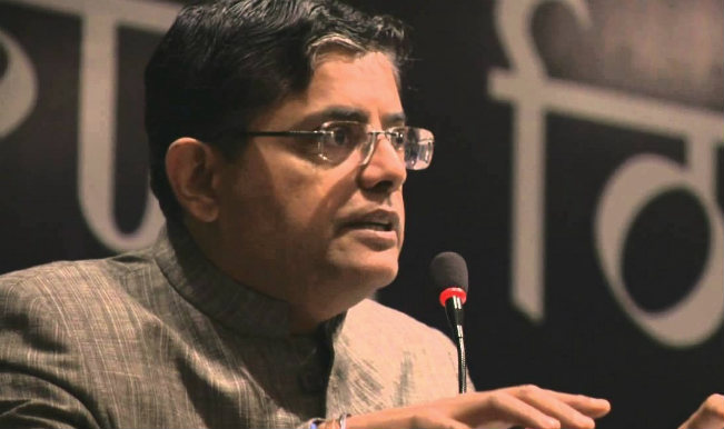 Suspension axe falls on Jay Panda