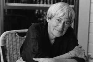 Ursula Le Guin. Credit: Twitter