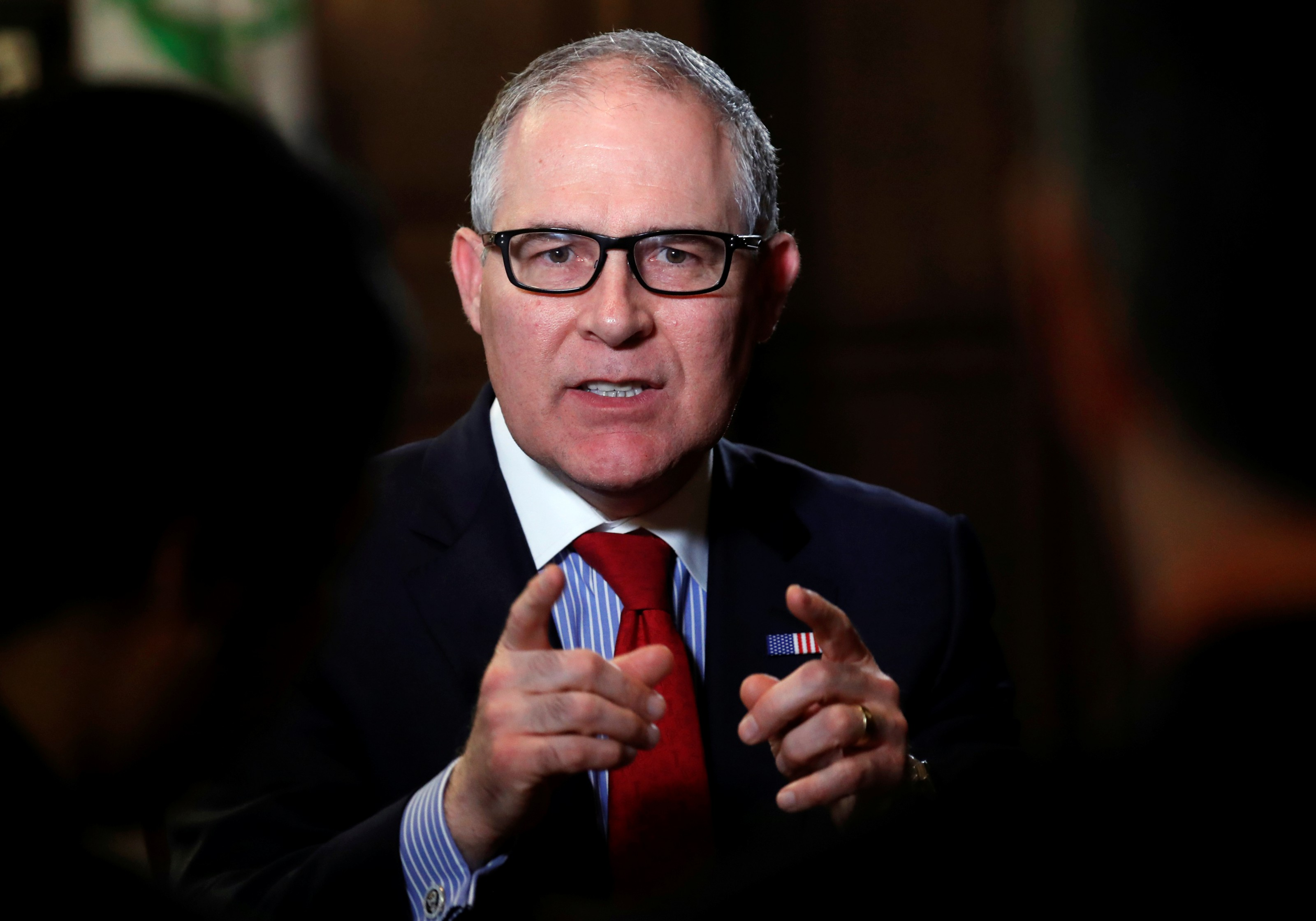 Trump's EPA backs off Pebble Mine obstruction