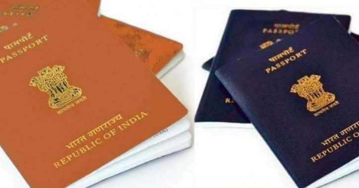 Govt drops plan to issue orange passports for ECR category