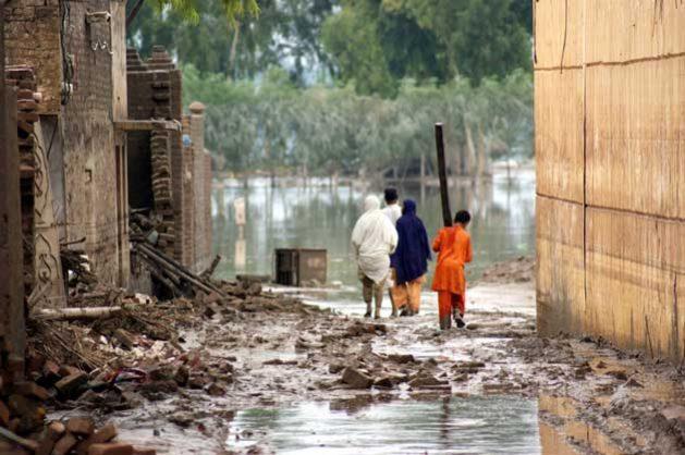 The impact of climate change. Credit: UN Photo/WFP/Amjad Jamal