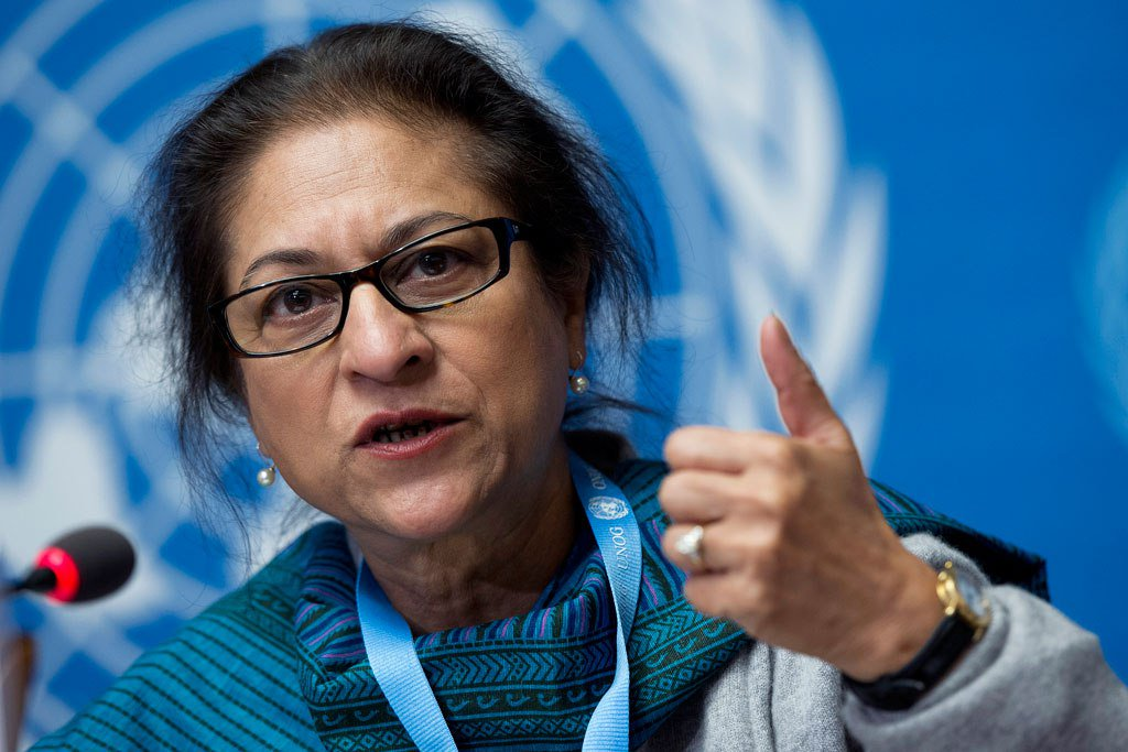 Asma was one of the few powerful voices again the blasphmy law. May she rest in peace.