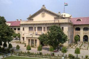 The Allahabad high court has the highest number of pending cases, exceeding 900,000 cases in 2016 and 2017. Credit: PTI