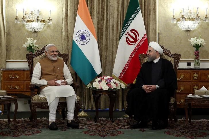Iran prez Hassan Rouhani to begin his India visit from Hyderabad
