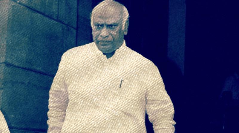 'Special invitee' Mallikarjun Kharge refuses Lokpal meet