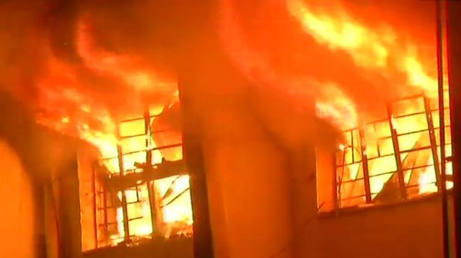 3 dead in Maharashtra chemical factory blaze