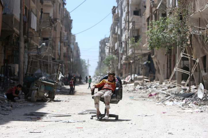 After the Bombings in Syria, the West Is Drifting Towards a Big War