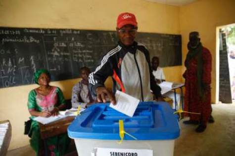 Image for Mali Goes to Polls After 5 Years of Jihad, Insecurity