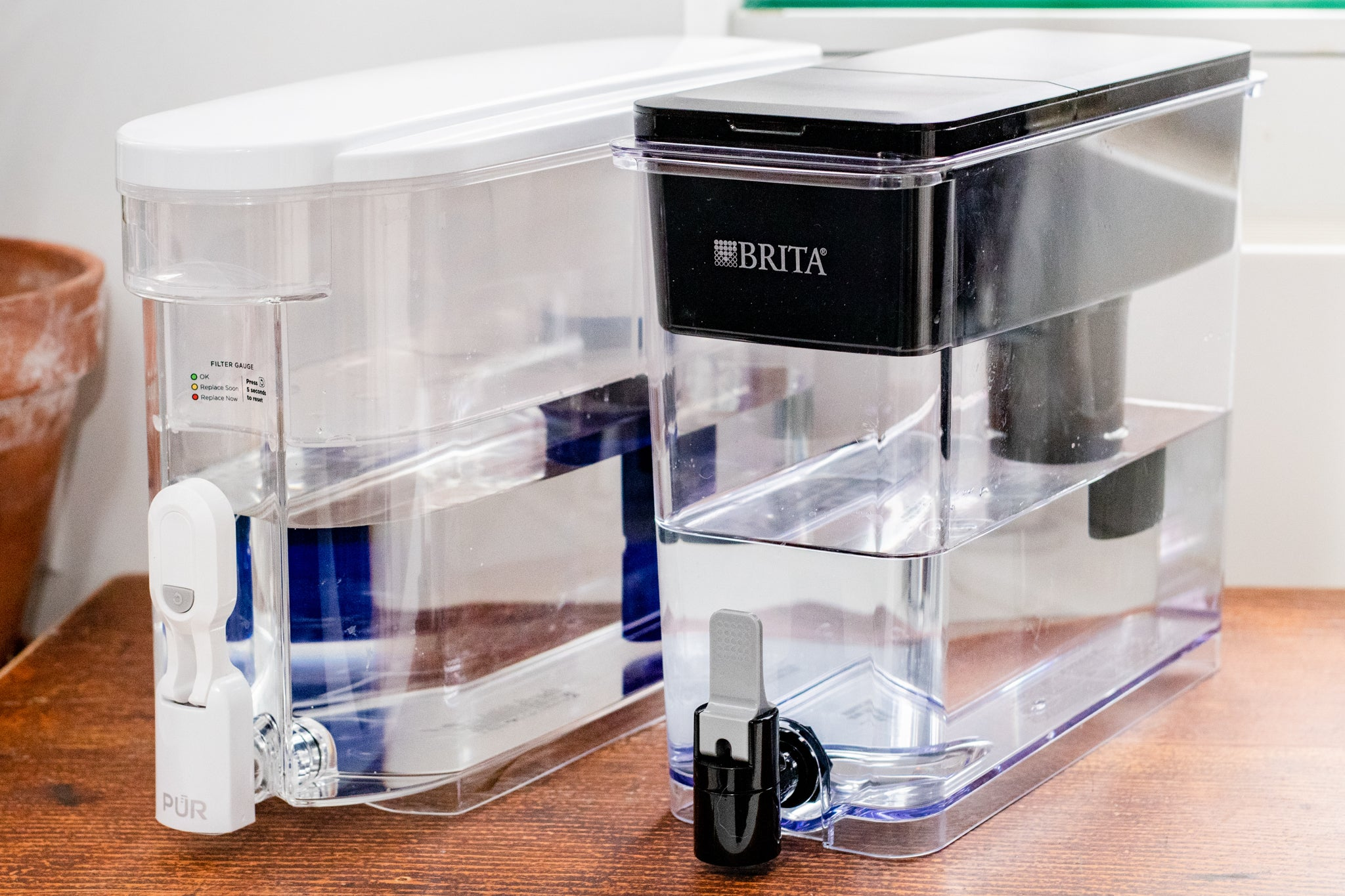best water filter pitcher and dispenser