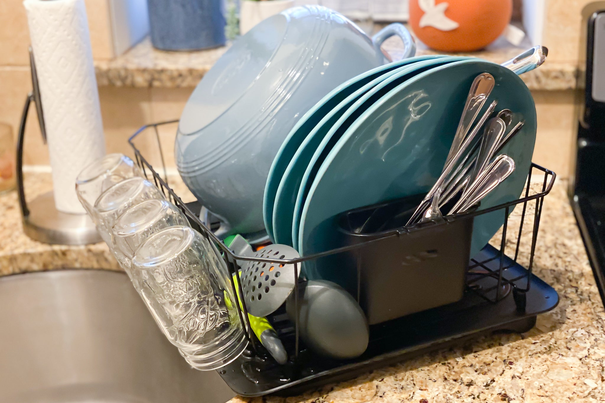 the 5 best dish racks 2021 reviews by