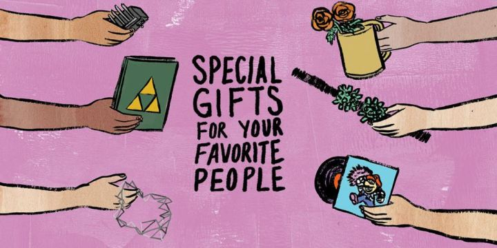 Special Gifts For Your Favorite People 2017