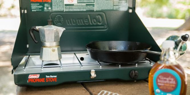 My Vintage Bernzomatic Camp Stove For Our 1970 Westy