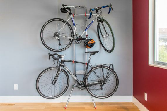 The Best Bike Racks For Small Homes And Apartments 2019