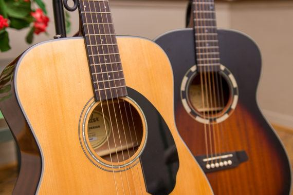 The Best Acoustic Guitar For Beginners Reviews By