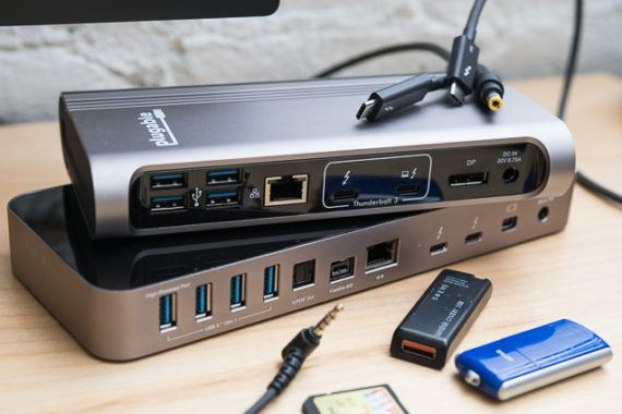 The Best Thunderbolt 3 and 2 Docks