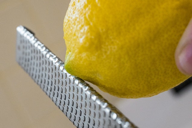How Zest Lemon Without Zester