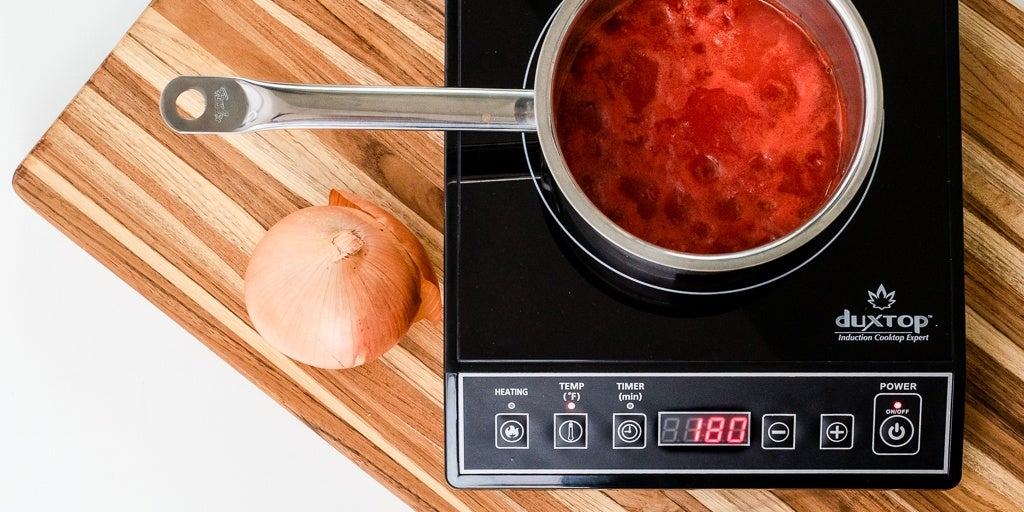 the best portable induction cooktop for