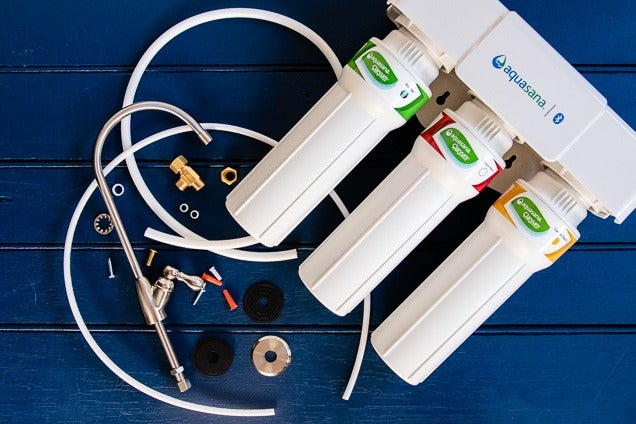 the best under sink water filter for
