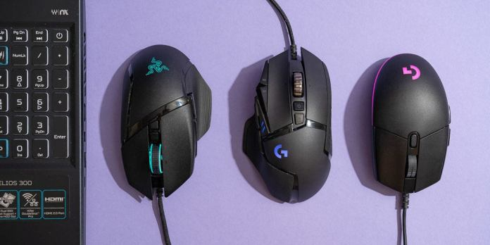 The Best Gaming Mouse For 2021 Reviews By Wirecutter