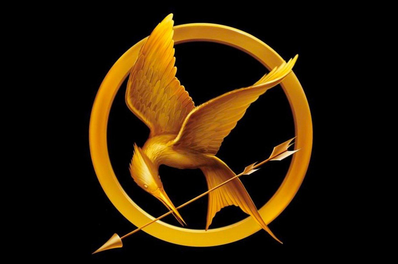 Hunger Games Mocking Jay Pin By Jzinman
