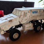 Makes Of 3d Printed Rc Truck V4 By Farmersmark Thingiverse