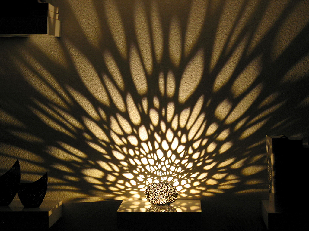 Voronoi Pearl Light Lamp No 1 By Graph Thingiverse