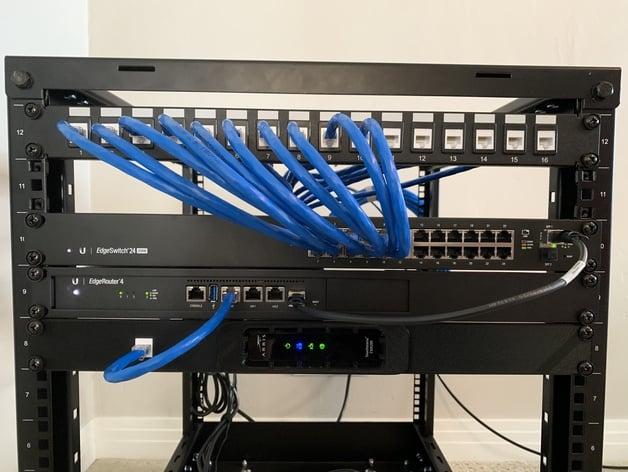 arris surfboard modem 1u rack mount by