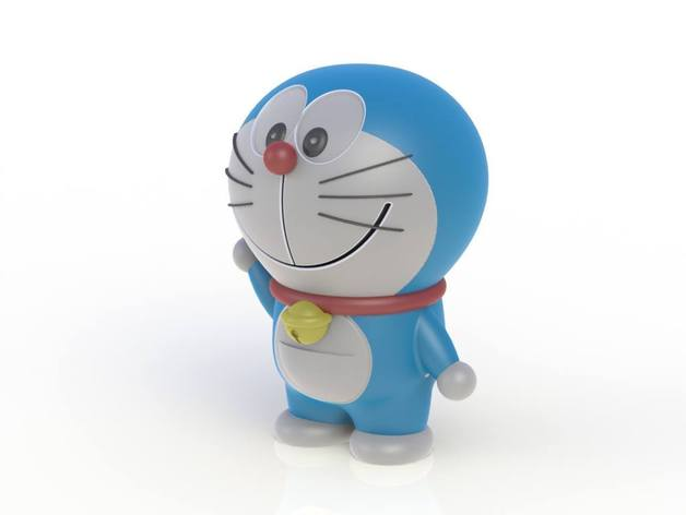 86Duino Doraemon A By Anthonylu Thingiverse