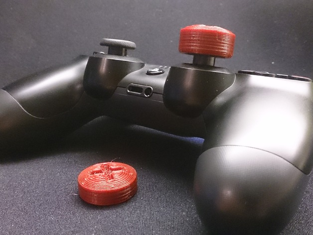 Thumbstick Extender For PS4 By Icecryptex Thingiverse