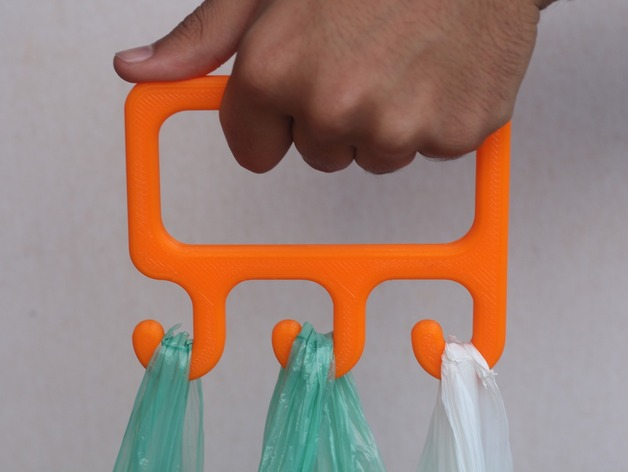 bag holder cel robox 3d printer