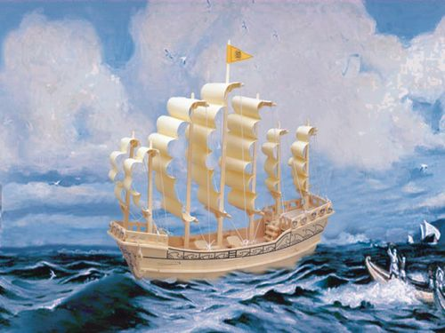In 1300 B C Mesopotamia Invented The Sailboat They Inv